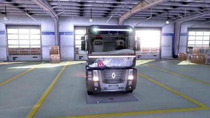 Камионите на ets2