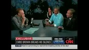 Chris Brown On Larry King Live Full Interview Hq Pt.2 Of 4