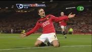 31.10.2009 - Манчестър Юнайтед 1 - 0 Блекбърн Роувърс (берба гооол...)