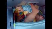 Бебе Наско В Столчето