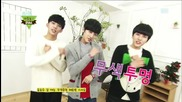 (hd) B1a4 - Special Song ~ Inkigayo (25.11.2012)