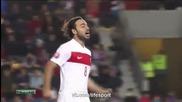 10.10.15 Чехия - Турция 0:2 *евро 2016 квалификации*