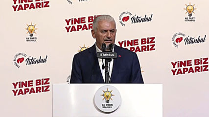 Turkey: AKP's Binali Yildirim concedes re-run Istanbul mayoral election