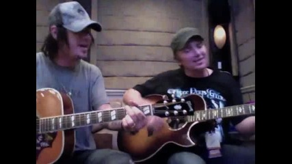 Adam Gontier Featuring Kevin Brown doing The Beatles Vlog