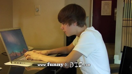Justin Bieber Screensaver