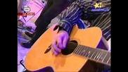 Music Idol -Изпълнението На ШАНЕЛ Dinata Dinata 19.05.2008