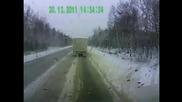 Car Crash Автокатастрофи Декември 2011 (част 1)