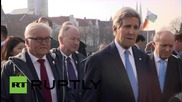Germany: Kerry praises German and French diplomacy
