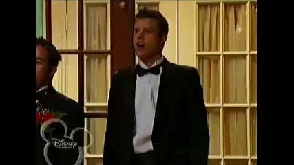 The Suith life of Zack and Cody Лудориите на Зак и Коди сезон 1 епизод 8 Балът бг аудио
