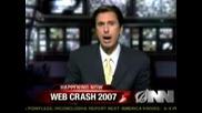 Webcrash 2007 Internet Is Down