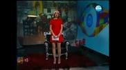 Тризначките и Стойка в поредния лют скандал - Big Brother: All stars (06.12.2012)