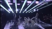 Tvxq - Catch Me @ Inkigayo (21.10.2012)
