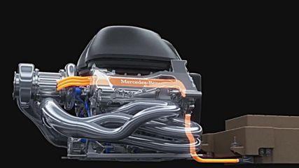 Как работят хибридните системи във Формула 1