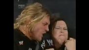 Edge Отвлича Вики + Promo Hell In A Cell:Undertaker vs Edge