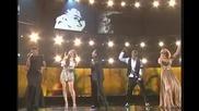 Майкъл Джексън - Грами 2010г./ Селин Дион, Ъшър, Дженифър Хъдсън /
