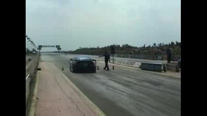 Nissan Sumopower 350z - Драг