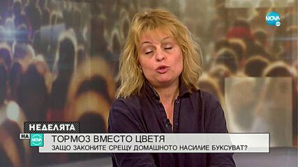 Мария Касимова - Моасе: Потрудиха се Истанбулската конвенция да стане мръсна дума