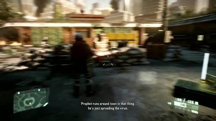 Crysis 2 - Second Chance - Walkthrough