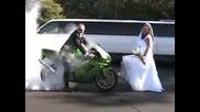 Сватба на моторист