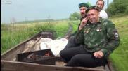 Руснаците винаги ще намерят място за скара !