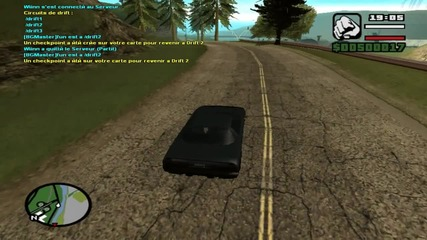 Gta San Andreas Multiplayer-drift