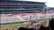 Italy Monza 2012 Start