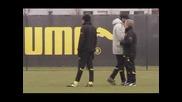 """Преди двубоя """"Борусия"""" (Дортмунд) – """"Малага"""" в Шампионската лига"""