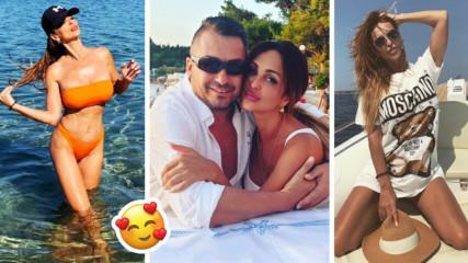 Глория на крилете на любовта: Отиде с любимия в Гърция! Но кой е той?