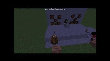 Minecraft търси талант еп. 4