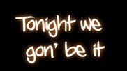 New Jennifer Lopez feat. Pitbull On The Floor Lyrics On Screen Hd
