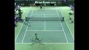 Virtua Tennis 2009 - Рафаел Надал срещу Роджър Федерер