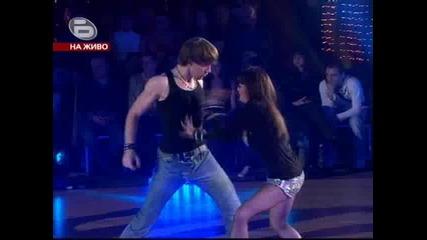 Dancing Stars - Електрик Форс Срещу Танцьори