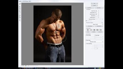 Как да добавяме повече мускули в Photoshop