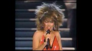 Tina Turner - Whats love got to do with (Grammys 1985)