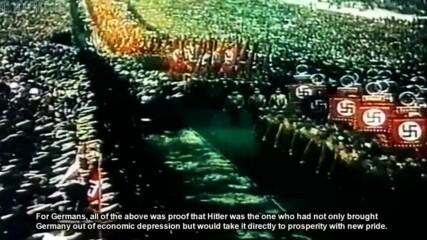 Икономическото чудо на Хитлер Pt 2 __ Adolf Hitler __ The Last Great White Man/ Забранено в Jew Tube