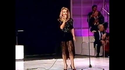 Vesna Zmijanac - Idi, siroko ti polje - (LIVE) - (1987)