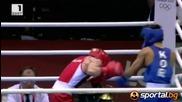 Александър Александров Се Класира За Финала По Бокс Като Победи Корееца