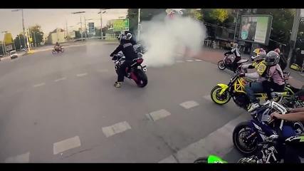 Лудаци на 2 колела - Пловдив