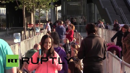 UK: Mad muggles queue from dawn for chance to be in Harry Potter film