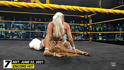 Top 10 NXT Moments: WWE Top 10, June 22, 2021