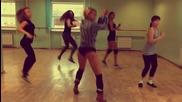 Красивите рускини най-добри в Dance Twerk