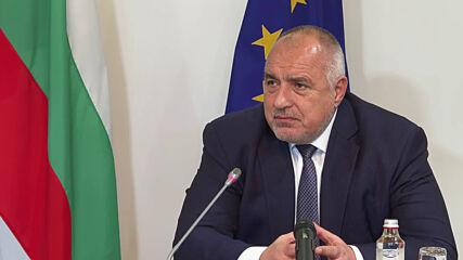 Борисов: И Сърбия ще може да си диверсифицира газовите доставки чрез интерконектора