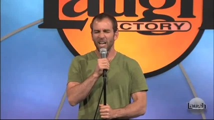 Bryan Callen - Spartaaaiigghh ( one - man show )