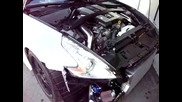 Nissan Z34 370z Twin Turbo
