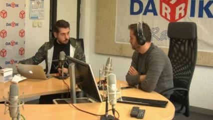Първо по Дарик с Никола Балов