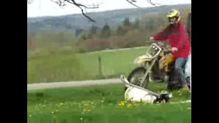 rmx 250 snowbike