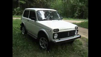 Lada - Niva - Tuning