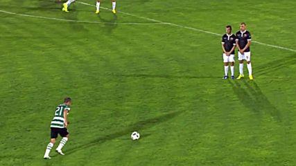 Черно море - Локомотив Пловдив 2:0, Първа лига, 4-и кръг