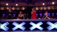 Денс състав изправя журито на крака! | Britain's got talent 2015