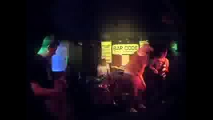 Violent Response - Barcode Live